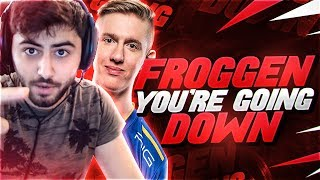 Yassuo | FROGGEN YOU'RE GOING DOWN!!!