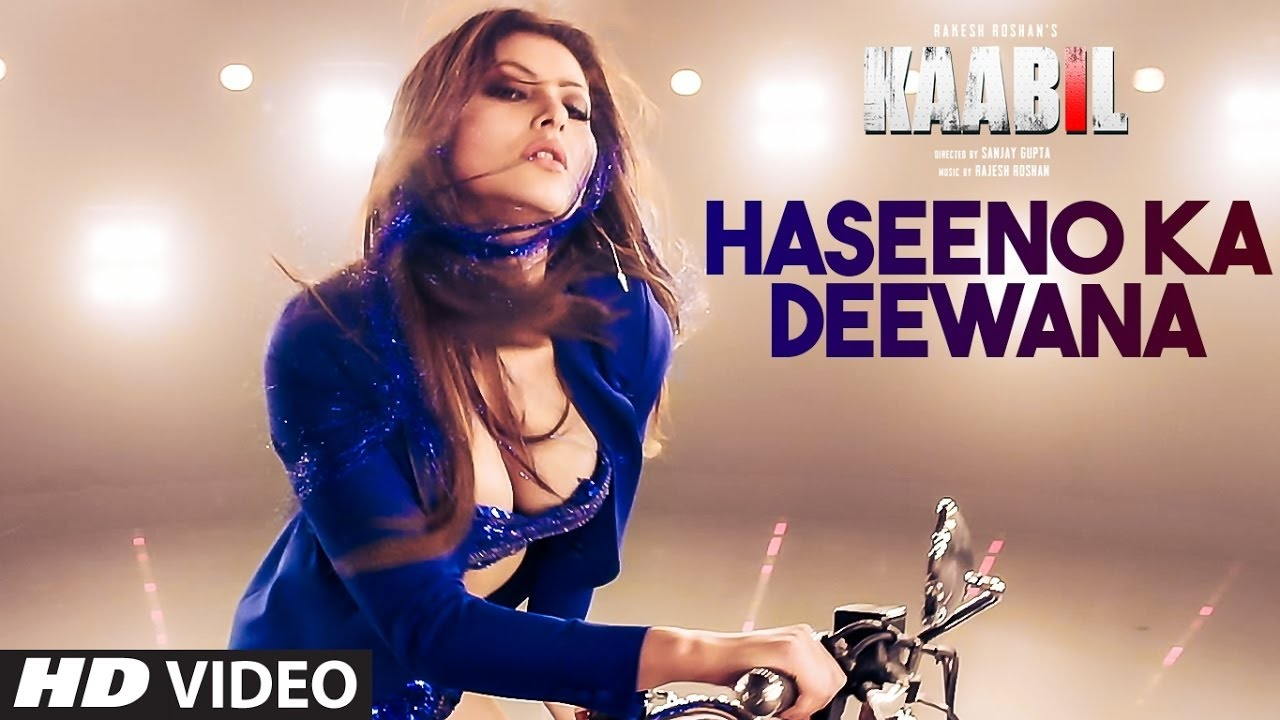 Kaabil's haseeno ka deewana song out now | asian style magazine.