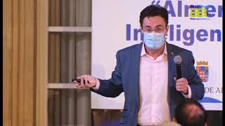 Diputación y ASEMPAL afianzan el 'salto de Almería hacia el futuro'