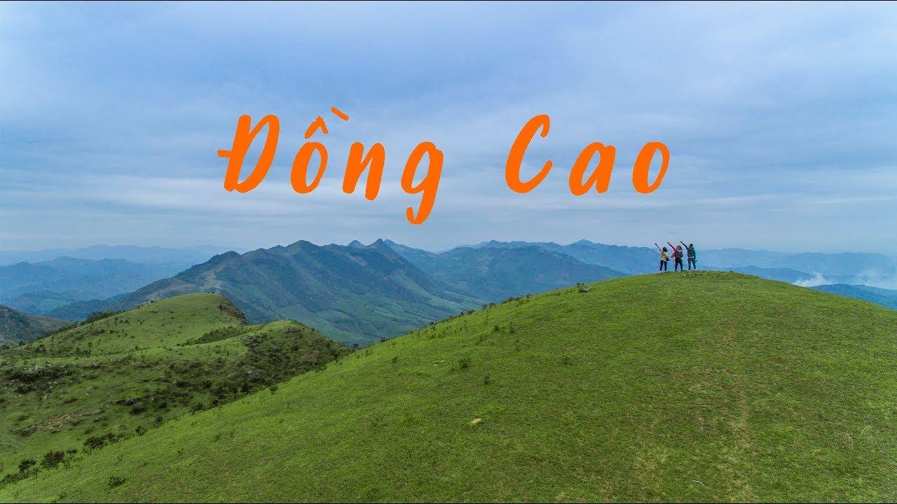 Khu Cắm Trại Đồng Cao Bắc Giang Nhìn Từ Flycam Mới Biết Rộng Kinh Khủng