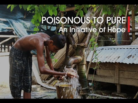 Arsenic Water Contamination in India