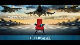 """Dolby Atmos """" Leaf Trailer """" 4k  Sound Test [ Feel The Sound ]"""