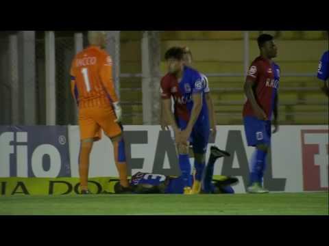 Melhores momentos Luverdense 3 x 2 Paraná 29ª rodada da série B do Brasileirão 04-10-2016