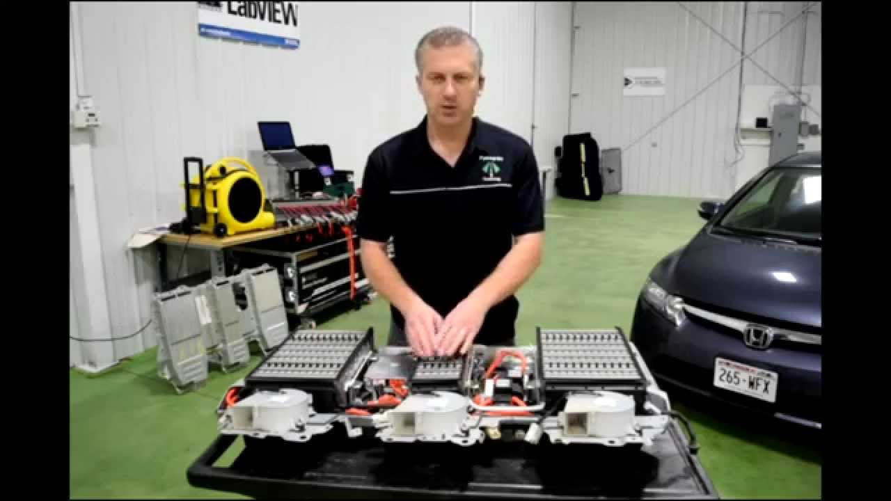 Toyota Rx 450h >> HEV-TV 2.16: Toyota and Lexus Hybrid SUV Battery Pack - YouTube
