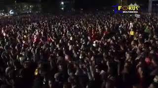 lagi syantik - ina samantha - OM SERA live HUT 101 Karanganyar