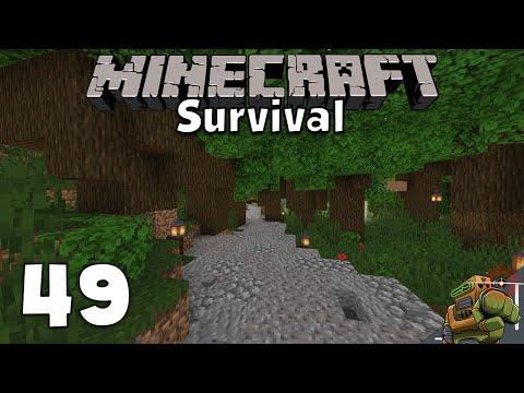 Path Improvements & Advancements | Minecraft Let's Play | Season 1 Episode 49