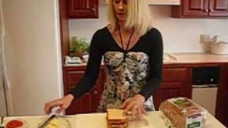 Betty's Fantastic Tuna Melt +tuna Salad, Pimiento Cheese Sandwiches