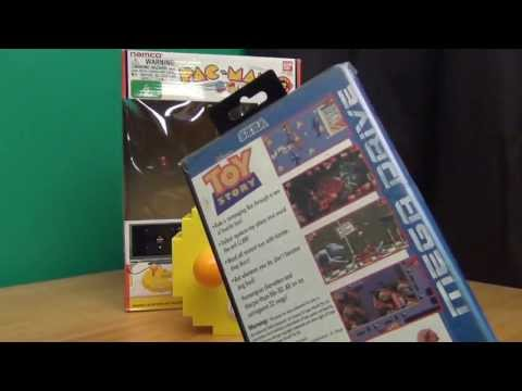 Stewie's Corner: Pacman Plug & Play Review