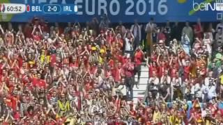شاهد| لوكاكو يقود بلجيكا لقهر أيرلندا بثلاثية.. والمجموعة الخامسة تشتعل