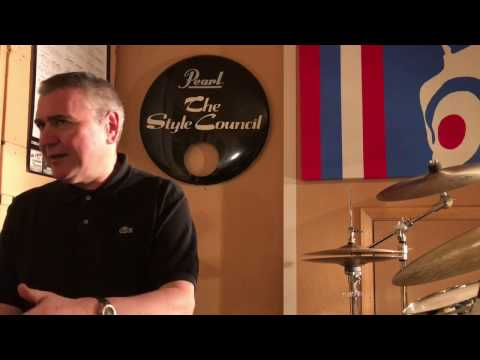Drum Quest Musical Musings  Steve White