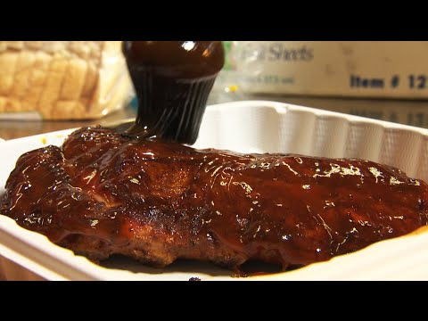 Chicago's Best BBQ Ribs: Hecky's Barbecue