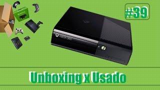 Unboxing de Usado (Xbox 360 Super(Ultra) Slim) - Parte 39