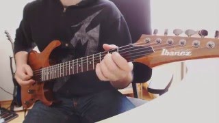 Dream Theater - Overture 1928 Guitar Cover with Ibanez RG652KFX + Kemper