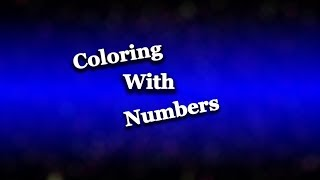 Coloring With Numbers | inStar