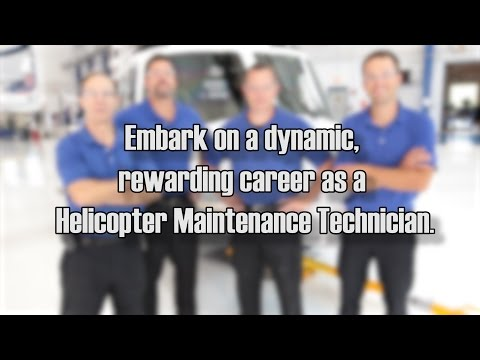 Careers In Helicopter Maintenance