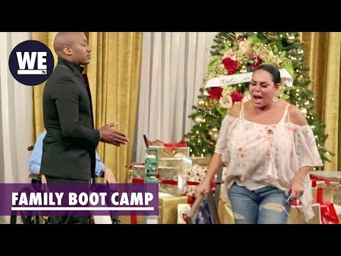 Renees Explosion  Marriage Boot Camp: Family Edition  WE tv