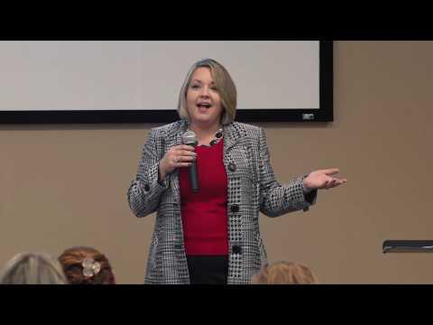 Social Media Presentation Sample from Karen Clark (Keynote Introduction at a Leaders Retreat)