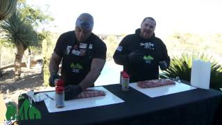 Wood Pellet Grill BBQ Ribs with Green Mountain Grills, Loot N' Booty BBQ & Phil the Grill