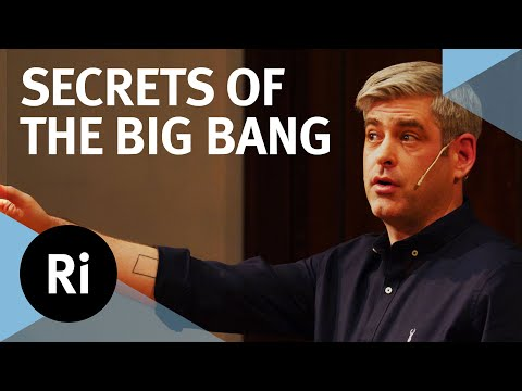 What Happened At The Beginning Of Time? - with Dan Hooper