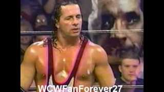 WCW Bret Hart 11th Theme(With Custom Tron)