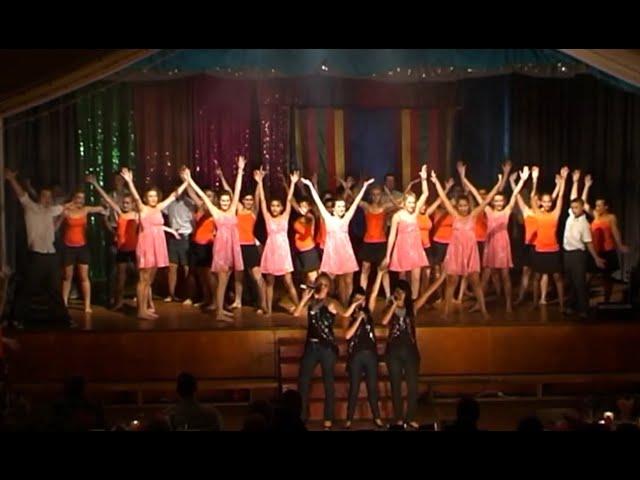 Pop School Musical - Augsburg Landbougimnasium Skoolkonsert