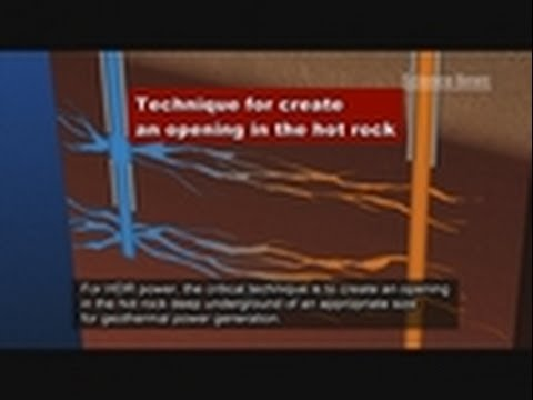Science News 2012 (English) Series - Geothermal Power: Revival of Hot Dry Rock Geothermal Power?