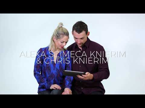 Advice to Younger Self | Alexa Scimeca Knierim & Chris Knierim
