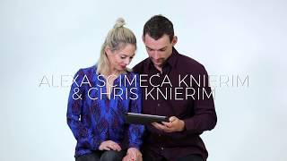 Advice to Younger Self | Alexa Scimeca Knierim & Chris Knierim
