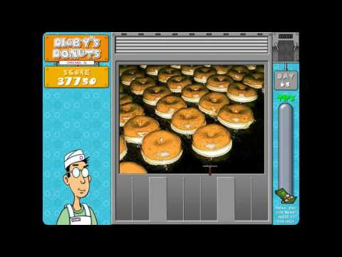 Digby's Donuts -  Game House Level 62-70