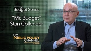 """Mr. Budget"" Stan Collender—The Budget Series"
