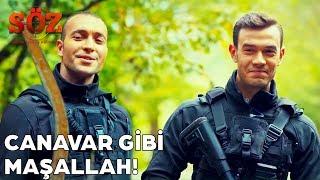 Keşanlı Operasyonda Osmanlı Kılıcı Kullanırsa  Söz 58. Bölüm