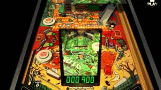 Microsoft Pinball Arcade - Haunted House
