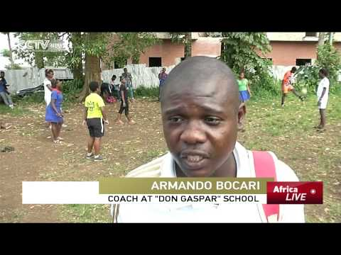 Soccer Gaining Appeal In Equatorial Guinea