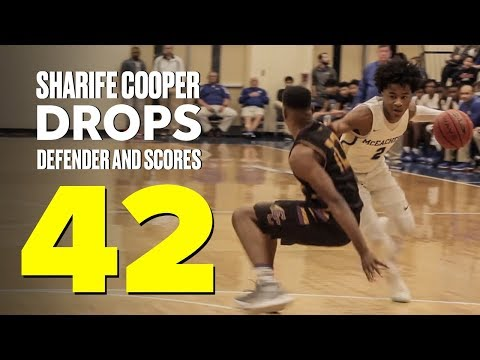 Sharife Cooper Drops 42 to Lead McEachern to Playoff Win - Full Highlights