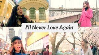 Lady Gaga - I'll Never Love Again   4TH IMPACT (Cover)