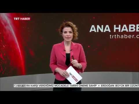 TRT Haber Ana Haber Bülteni 27.01.2019