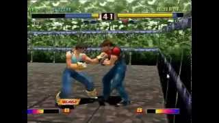 "BLOODY ROAR 2 FIGHT 4 #ARCADE (PC GAMEPLAY!!) ""DAMN THE TIGER!"""