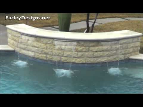 Sheer Descent Water Blade With White Led Lights Funnycat Tv