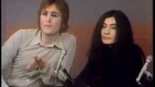 John Lennon Yoko Ono on The Mike Douglas show Day 5 Feb 18 1972 YouTube