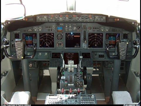 FSX B737-700 Full Flight  Minneapolis-Indianapolis KMIC-KIND