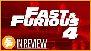 Fast and Furious 4 - Every Fast & Furious Movie Reviewed & Ranked