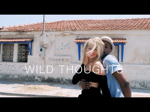 WILD THOUGHTS - DJ KHALED - OFFICIAL DANCE VIDEO / NINA & ZERJON