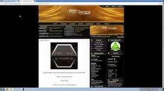FluX Gaming Homepage