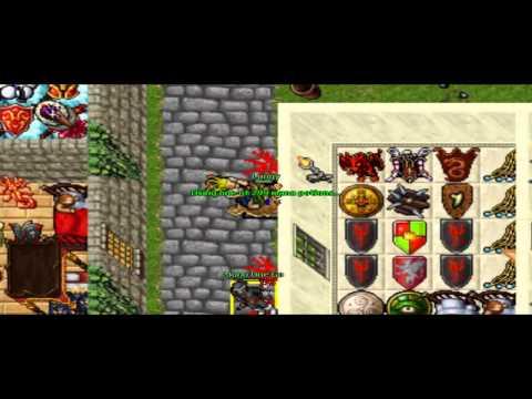 Tibia Amera War   WGO 2013 Official Part 1