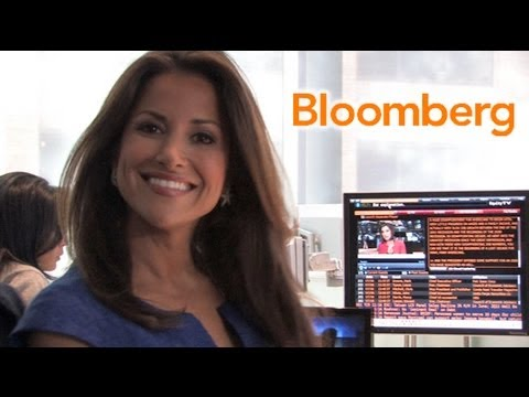 Cubes: Bloomberg Office Tour