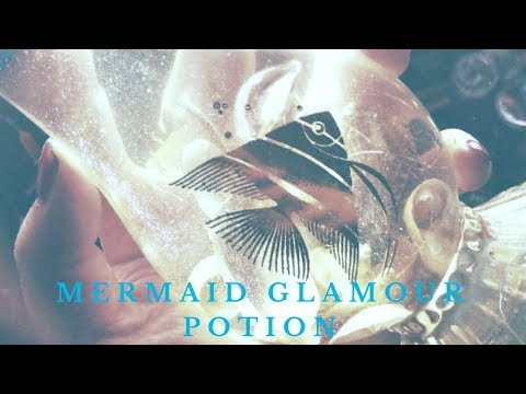 🌊 TUTORIAL: MERMAID GLAMOUR POTION ✨