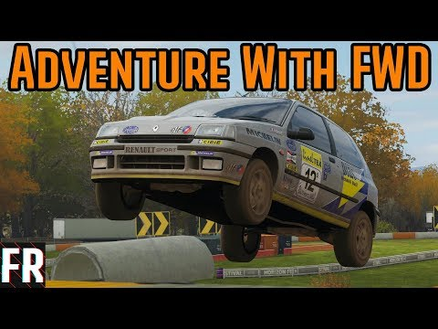 Forza Horizon 4 - C Class FWD Team Adventure thumbnail
