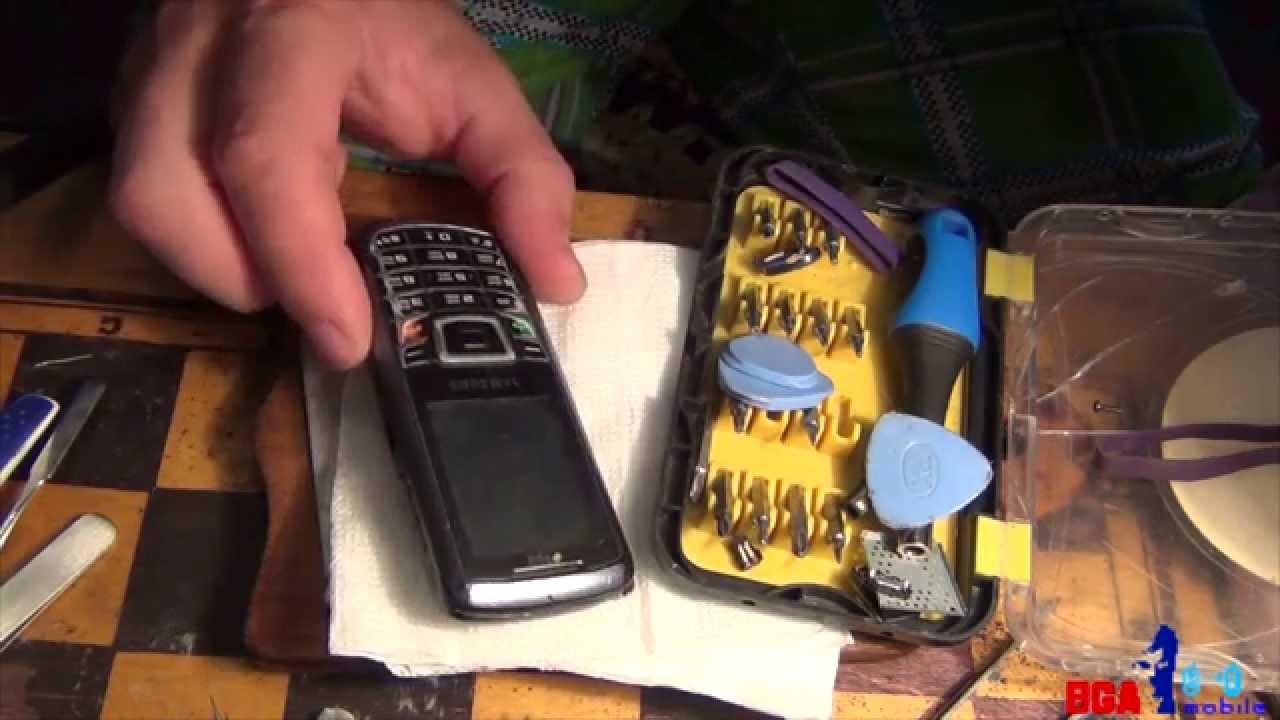 инструкция по прошивке телефона samsung gt-3011