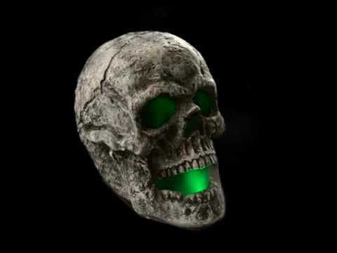 Misting Skull Thing.
