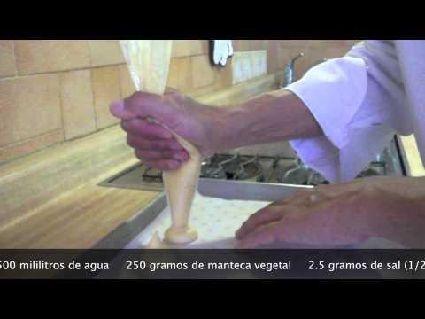 PASTA CHOUX Técnicas básicas de pastelería Chef Vargas México
